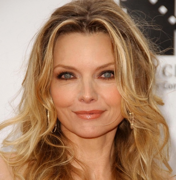 Michelle Pfeiffer, splendida sessantenne vegana